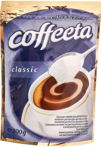 Crema pudra pentru cafea Coffeeta Classic 200g