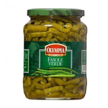 Fasole Verde Olympia 720 ml