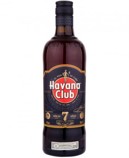 HAVANA CLUB ANEJO 7 ANI 0.7L 70cl / 40% Rom