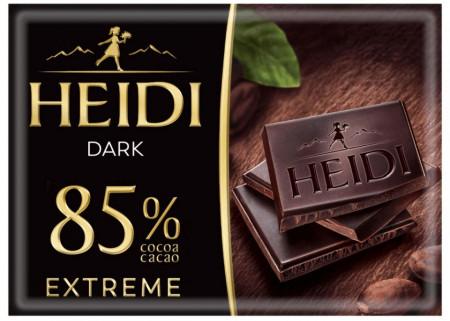 Heidi Ciocolata Amaruie 85% 27g