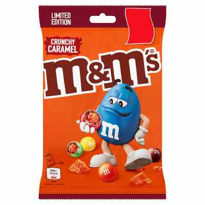 M&M's Crunchy Caramel 90g