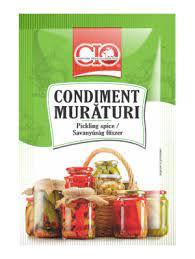 Condimente pentru muraturi Cio 50 g