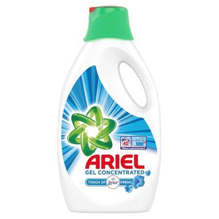 Detergent automat lichid Ariel Touch of Lenor Fresh 40 spalari 2,2l