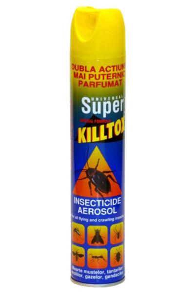 Killtox aerosol, 500ml