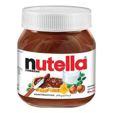 Nutella. Crema tartinabila de alune de padure cu cacao 400g