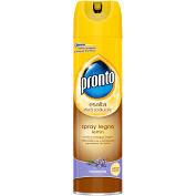 Spray pentru curatarea si ingrijirea lemnului Pronto Lemn Lavanda 300ml
