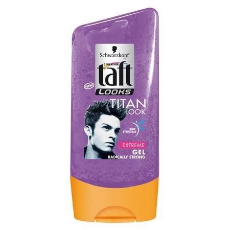Taft Looks Titan Extreme, 150 ml