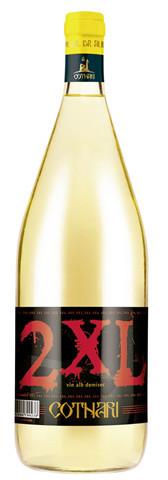 Vin alb 2XL 1.5L Cotnari DEMISEC