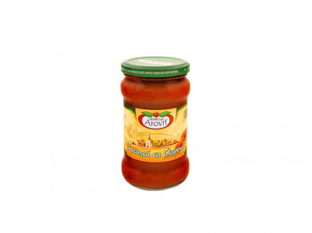 Zacusca cu ciuperci Arovit 300 g