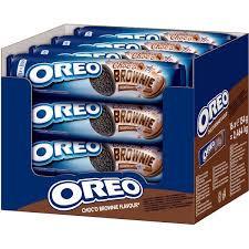 Biscuiti brownie 154g Oreo