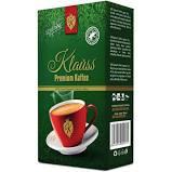 Cafea Macinata Klauss Premium 100% Drum Roasted Arabica Coffee 250g