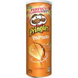 Chipsuri cu gust de paprika Pringles, 165g