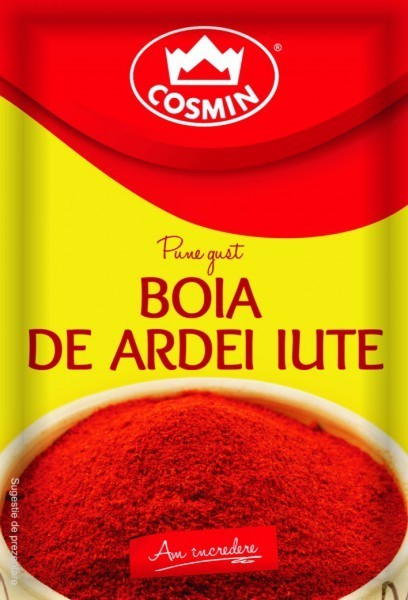 Cosmin Hot Paprika 17g