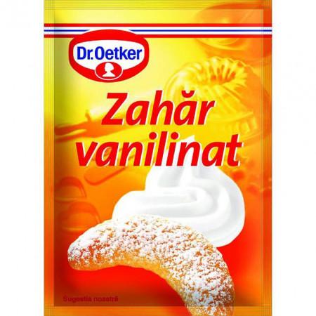 DR OETKER ZAHAR VANILINAT 8 G