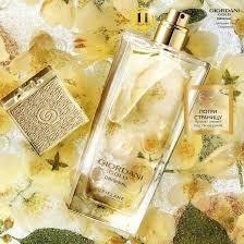 Geantă plic Gold Collection&Apă de parfum Giordani Gold Original