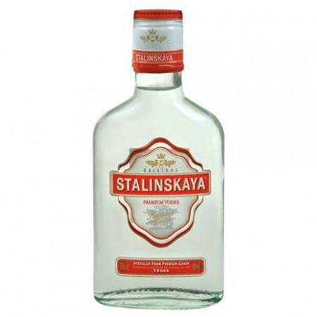 Vodka Stalinskaya - 40% - 200 ml