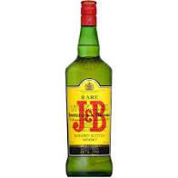 Whisky J&B Rare, Blended 40%, 1l