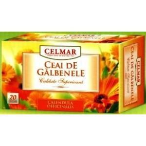 Ceai galbenele 1.8 g x 20 pl. Celmar