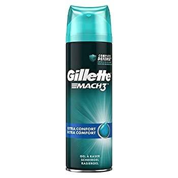Gillette Mach3 Gel à raser Extra Confort 200 ml