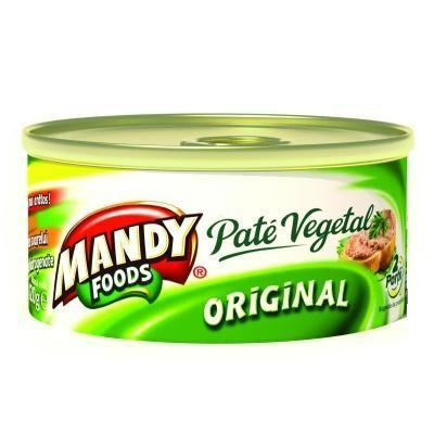 Mandy Pate Vegetal Original 120g