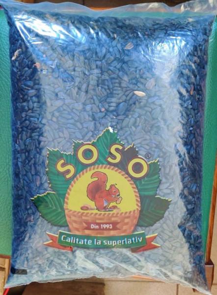 Seminte floarea soarelui, SOSO 1 Kg FARA SARE