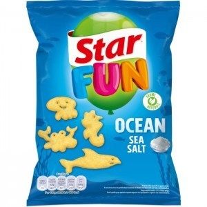 STAR FUN OCEAN SEA SALT 40g