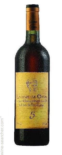 Vin rosu 0.75l Lacrima lui Ovidiu