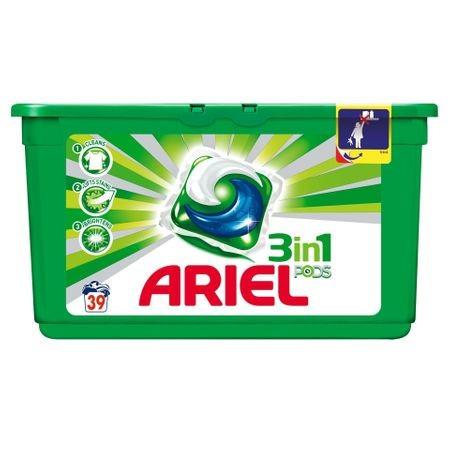 Ariel gel capsule Pods Regular 39*29ml