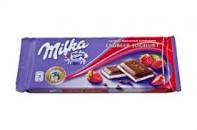 Ciocolata Milka 100g Strawberry