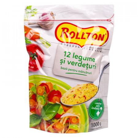 "Condimente universale ""12 legume și ierburi"" TM Rollton 1 kg"