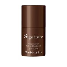 Deodorant roll-on antiperspirant Signature