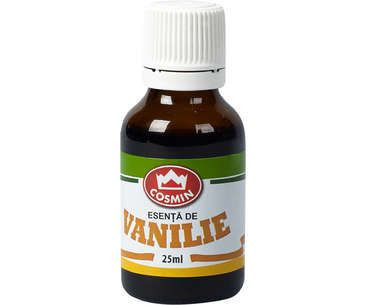 Esenta de vanilie Cosmin 25 ml
