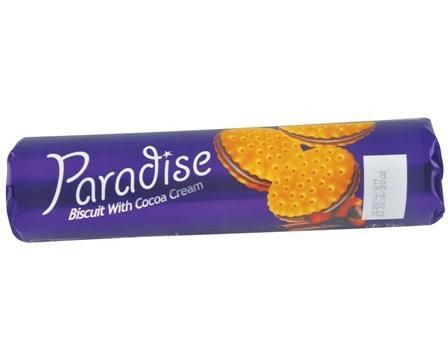 PARADISE BISCUITI CREMA CACAO 150GR
