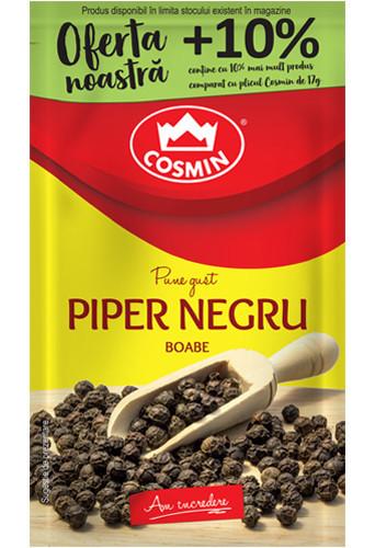 Piper negru boabe COSMIN