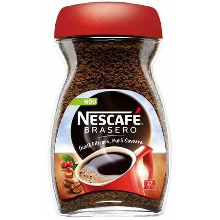 Cafea instant NESCAFE Brasero Original 27 portii Brasero 50g Nescafe