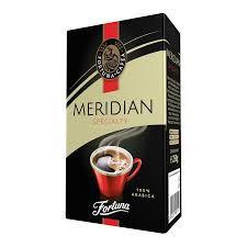 Cafea macinata Fortuna Meridian Speciality 100%, 250 g