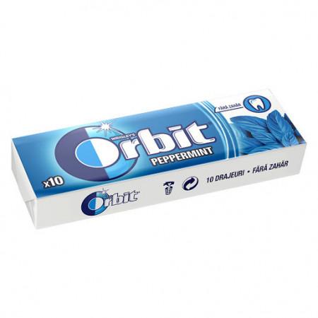 Orbit Peppermint 10 Pastile