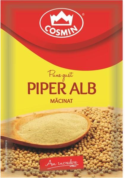 PIPER ALB MACINAT 17g