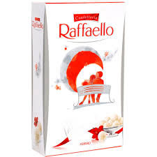 Praline Raffaello, 80g
