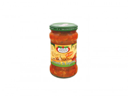 Tocana de legume de post Arovit 300 g