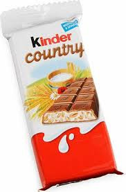 Baton de ciocolata Country 23g Kinder