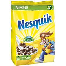 Cereale cu ciocolata Nesquik 250g Nestle