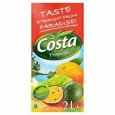 Costa Suc natural 2 l Exotic Drink