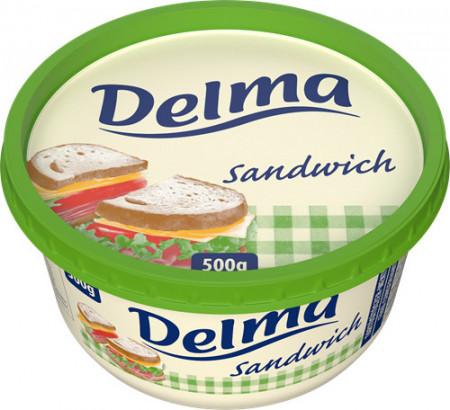 Delma Sandviș Grăsime vegetală tartinabilă (20% grăsime)