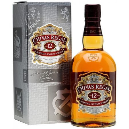Whisky Chivas Regal 12 Ani 100cl/40%