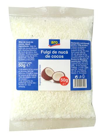 ARO NUCA DE COCOS 50G