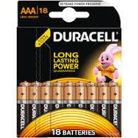 Baterii Duracell Basic AAA, LR03