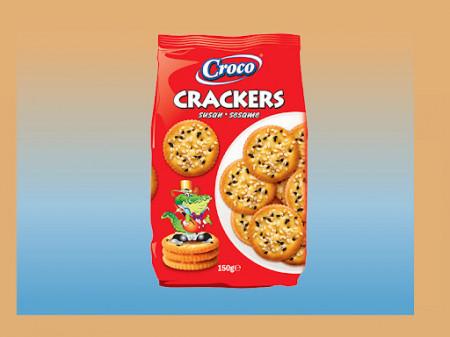 Croco – CRACKERS – susan – 150 g