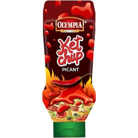 Ketchup iute Olympia, 500 g