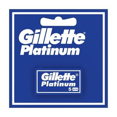 Set Lame Barbierit Frizerie Gillette Platinum,5 Bucati